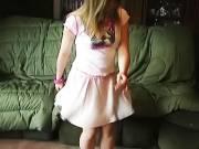 Pink Underwear